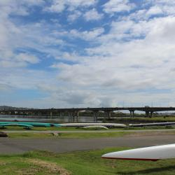 Mangere Bridge, State Highway 20, Auckland
