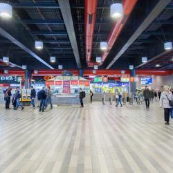 U-Bahn-Station Hlavní Nádraží