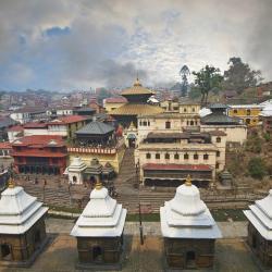 Templo de Pashupatinath, Kathmandu