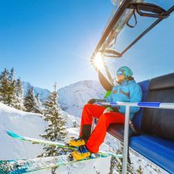 Roc Blanc Ski Lift