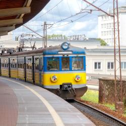 Gdynia Central Railway Station