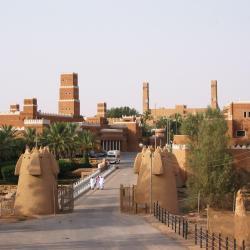 الدرعية, الرياض
