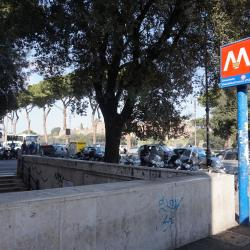 Circo Massimo Metro Station