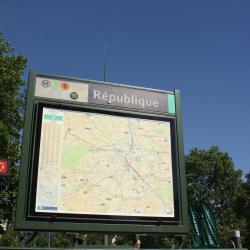 Σταθμός Μετρό Republique