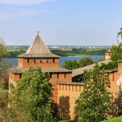 Нижегородский кремль, Нижний Новгород