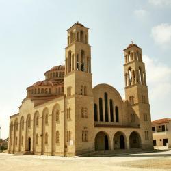 Gereja Agioi Anargyroi, Paphos City