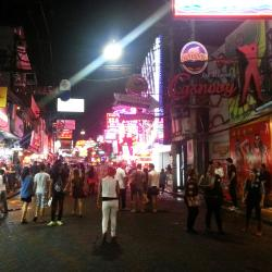 wandelstraat Pattaya, South Pattaya