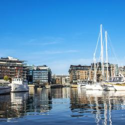 Район Акер-Брюгге, Осло