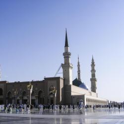 المسجد النبوي, المدينة المنورة