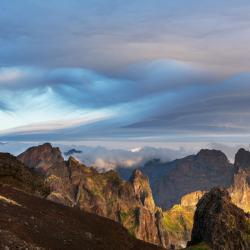 Pico Ruivo peak