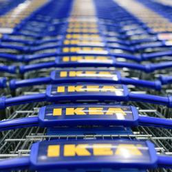 IKEA Romania, Băneasa store, Bucharest