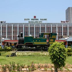 Stacja kolejowa Bangalore City