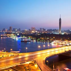 Qasr el-Nil Bridge, Cairo