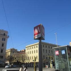 Estación de metro Manzoni