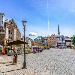 Riga Dome Square, Rīga