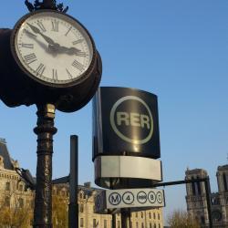 Saint-Michel - Notre-Dame RER Station