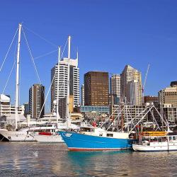 Viaduct Harbour, Auckland