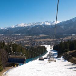 Szymoszkowa Ski Lift