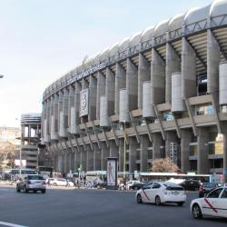 voetbalstadion Bernabéu