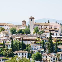 Quartiere Albayzín