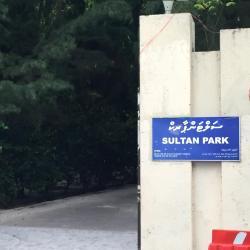 Sultan Park, Malé