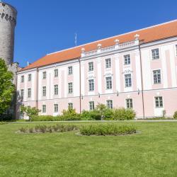 Toompea Castle, Tallinn