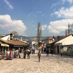 Bascarsija Street, Sarajevo
