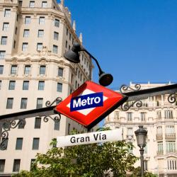 metrostation Gran Via