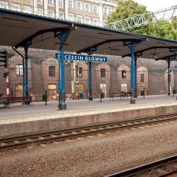 Szczecin Central Railway Station