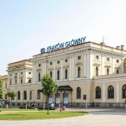 Krakow Central Station