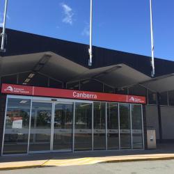 Estação Ferroviária de Canberra