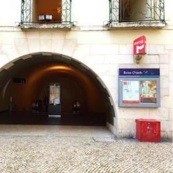 Baixa/Shiado Metro - Baixa