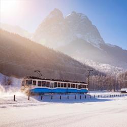 Zugspitze railway