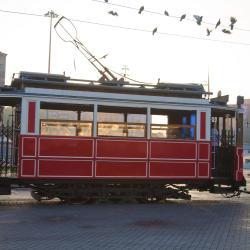 Taksim Tram Stop