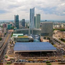 Varšuvos centrinė geležinkelio stotis