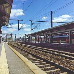 Erfurt Central Station