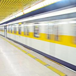 Centrale Metro Station