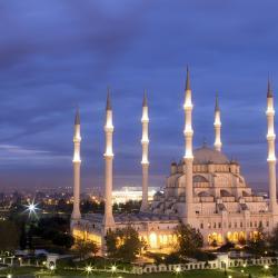 Moscheea Centrală, Adana