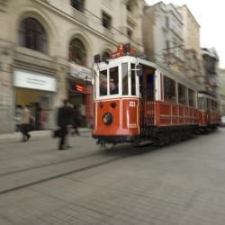 이스티클랄 거리, 이스탄불