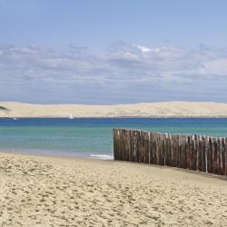 The great dune of Pyla, Pyla-sur-Mer