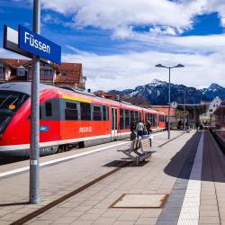 Bahnhof Füssen