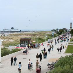 Warnemünde Seepromenade