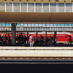 Münster Central Station
