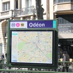 Σταθμός Μετρό Odeon