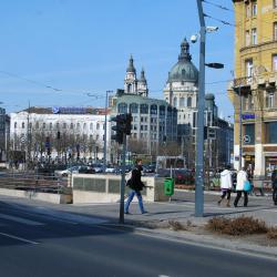 Deak Ferenc Square Metro Station