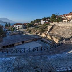 Ancient Theatre of Ohrid, Ohrid