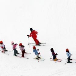 Courchevel 1650 Ski School