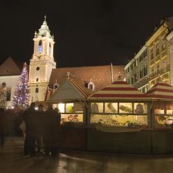Weihnachtsmarkt Bratislava, Bratislava
