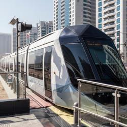 Dubai Marina 1 Tram Station