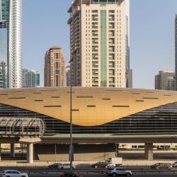 Jumeirah Lake Towers Metro Station